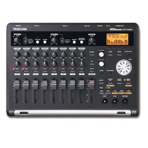 Tascam DP03SD portable recorder (Ex Display) RRP £269