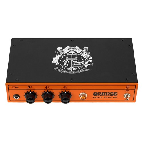 Orange Orange Pedal-Baby 100Watt  Power Amp