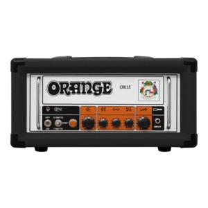 Orange Orange OR15 Head, Black