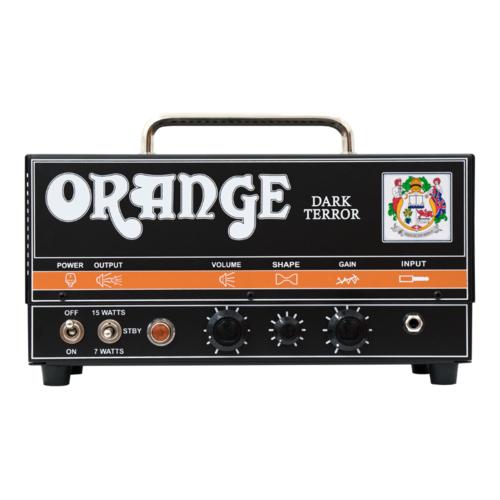 Orange Orange Dark Terror Head