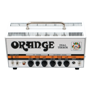 Orange Orange Dual Terror Valve Head
