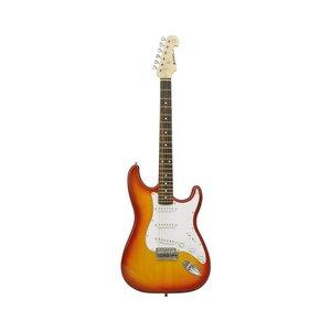 Chord Chord CAL 63 Electric Guitar (Cherryburst)