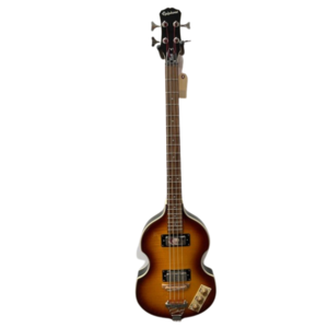 epiphone SH Epiphone Viola bass 2017 (RRP £389) with schaller strap locks