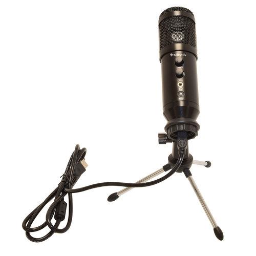 citronic CU-POD USB Pod cast microphone