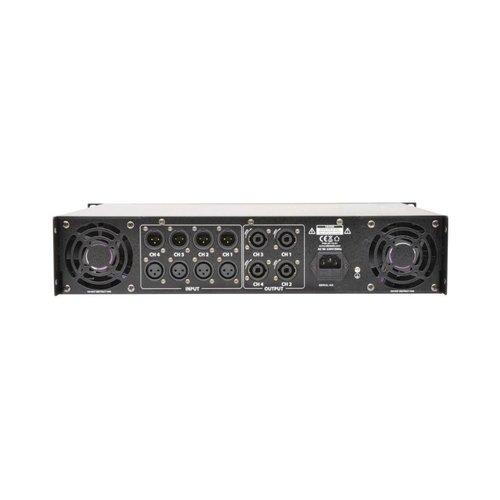 citronic Citronic QP1600 4 x 400W Quad Power Amplifier
