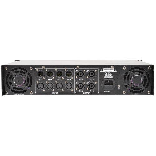 citronic QP Series QP2320 quad power amp 4 x 580W