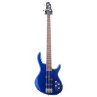Cort Action Plus BM Blue Bass Guitar