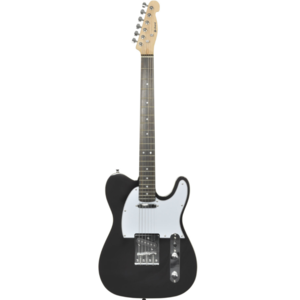 Chord Chord CAL62 Black Electric Guitar