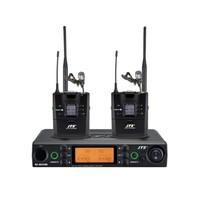 JTS RU-8012DB/RU-G3TB+CM501 UHF Wireless Dual System