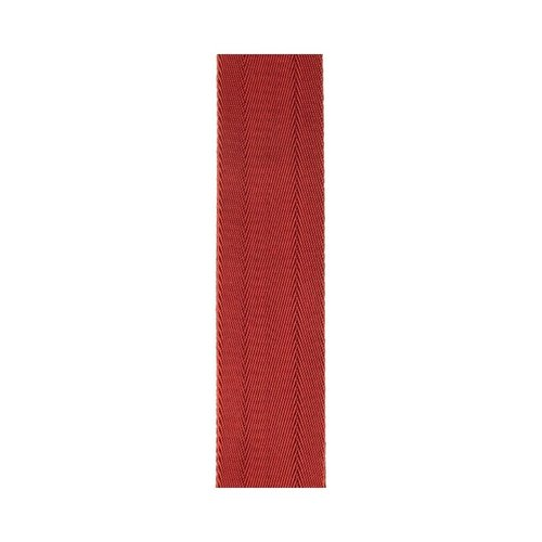 D'addario D'addario 50MM Auto Lock Guitar Strap - Blood Red