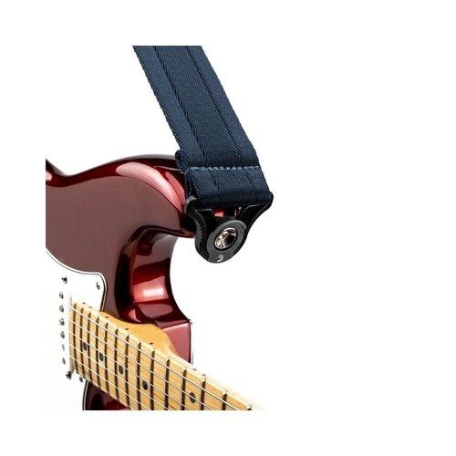 D'addario D'addario 50MM Auto Lock Guitar Strap - Midnight