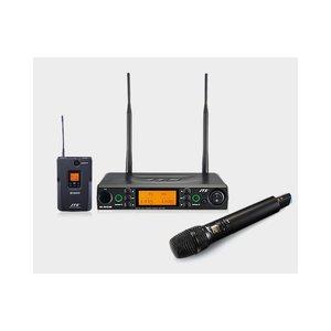 JTS JTS RU - 8012DB Dual Wireless Microphone System