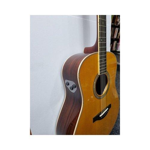 Yamaha SH Yamaha LL TA TransAcoustic Guitar