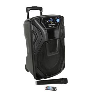 qtx QTX Busker-10 PA w/VHF Mic USB/BT