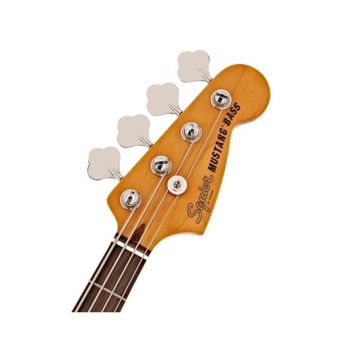 Squire by Fender Fender Classic Vibe '60s Mustang® Bass, Olympic White