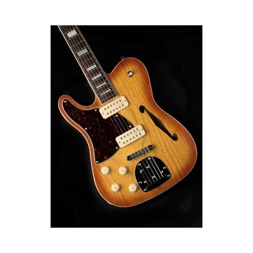 Revelation Revelation RFT DLX Electric Guitar (Left Handed)