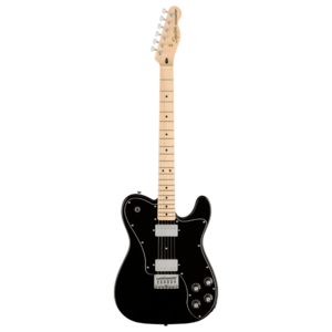 Squire by Fender Squier Affinity Series™ Telecaster® Deluxe, Black