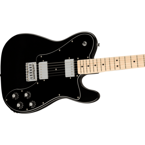 Squire by Fender Squire Affinity Series™ Telecaster® Deluxe, Black