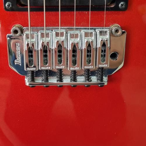 Ibanez SH Ibanez RG170DX in Red guitar (RRP £229