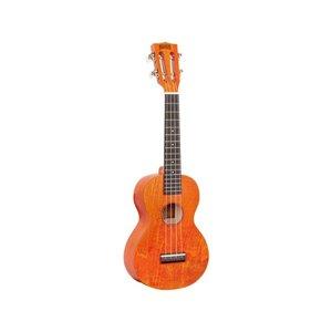 Stentor Mahalo Concert Ukulele Island Orange Sunset
