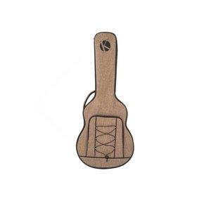 KINSMAN Kinsman Ultima KUSJ8 Jumbo Acoustic Gig Bag, Brown