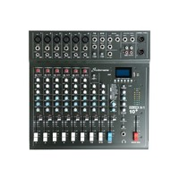 Hire of: 10 Channel Mixer with FX & MP3 player and built-in Bluetooth