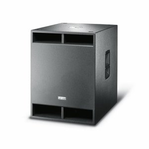 """Hire of: FBT 18"""" 1500W Active Subwoofer with leads and pole - 1 Day Hire"""