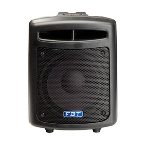 """Hire of: FBT 15"""" 900W Active Subwoofer with leads and pole"""