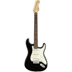 Fender Player Stratocaster®, Pau Ferro Fingerboard, Black