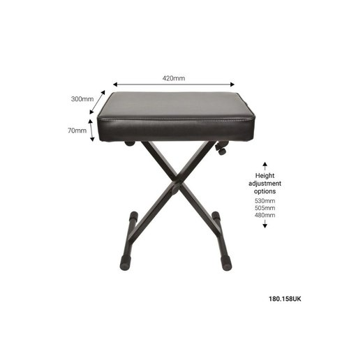 Chord Chord KB-Bench - Keyboard Bench