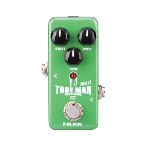 NUX  NU-X Tube Man MKII Overdrive Pedal