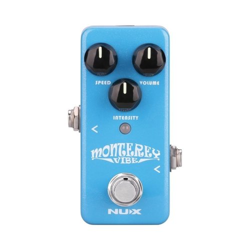 NUX NU-X Monterey Vibe Pedal NCH-1