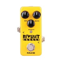 NU-X Rivulet Chorus Effects Pedals NCH-2