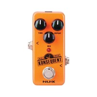 NU-X Konsequent Digital Delay Effects Pedal NDD-2
