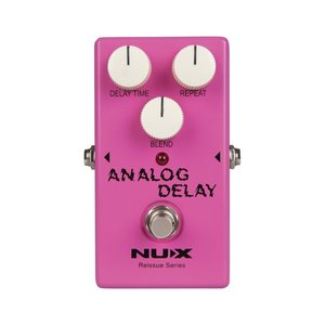 NUX NU-X Reissue Analog Delay Pedal