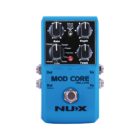 NU-X Mod Core Deluxe Modulation Effects Pedal