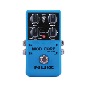 NUX NU-X Mod Core Deluxe Modulation Effects Pedal