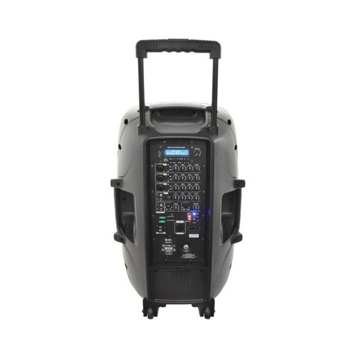 qtx QTX Mixcab-15 Portable Mixer PA