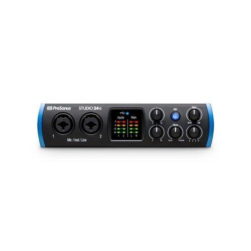 Presonus PreSonus Studio 24C Audio Interface