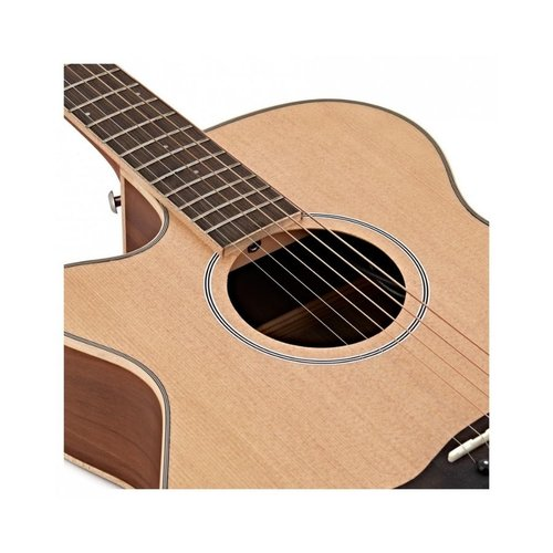 Tanglewood Tanglewood DBT-SFCEBW-LH Discovery Series Super Folk (Left Handed)