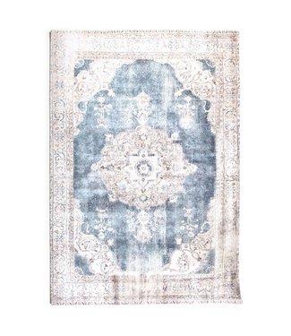 By-Boo Teppich Florence 160x230 cm - Beige Blau