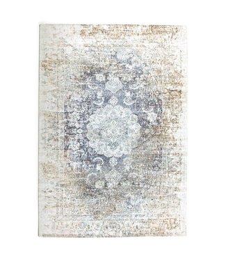 By-Boo Teppich Venice 160x230 cm - Beige Grau