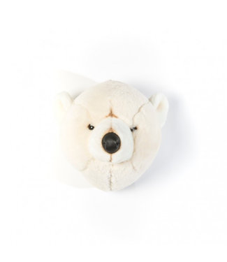 Wild & Soft Trophy Bear White Basile