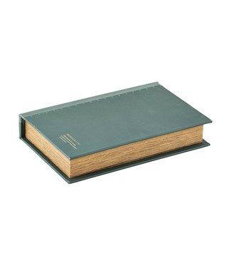 Monograph Aufbewahrung Buch Ruller grün