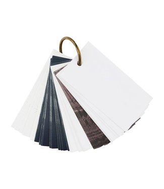 Monograph Gift tags, Variation 1