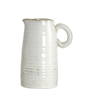 House Doctor Vase, The Jug, weiss