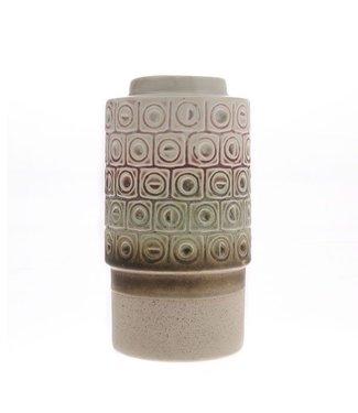 HKliving Keramik Retro Vase