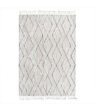 HKliving Baumwolle Berber Teppich 140x200