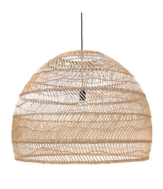 HKliving Lampe Wicker Natur - Medium