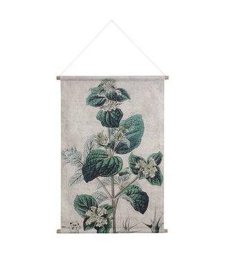HKliving Schulplatte Botanical XL
